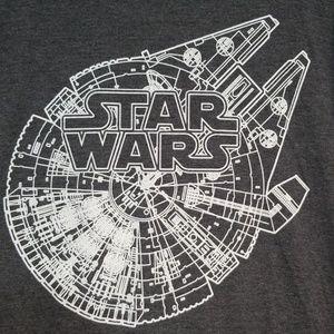 Star Wars short sleeve tee